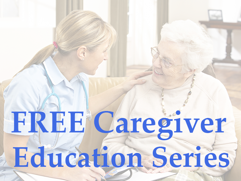 Image for Free Caregiver Education Series
