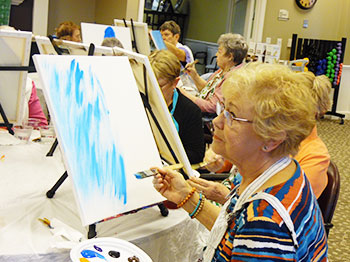 Pacific Springs Introduces New Art Studio