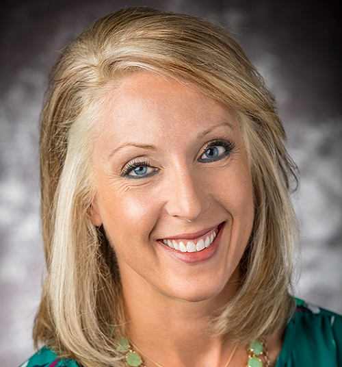 Jennifer Knecht Vice President of Marketing and Communications