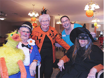 Image for Immanuel Courtyard Halloween Carnival