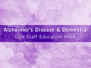 Image for Alzheimer's Disease and Dementia Care Giver Tips