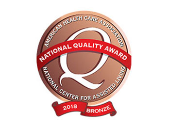 2018 Bronze Commitment to Quality Award